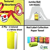 Renova 2 Ply Double Faced Red Label Paper Kitchen