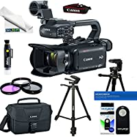 Canon XA35 Professional Camcorder + I3e-Pro 72 Tripod + Canon ES100 Carrying Case + Wireless Remote + 3PCS Filter Kit + Lens Cleaning Pen + Cleaning Cloth + Manufacture Suppliers