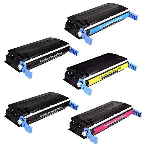 SPEEDY TONER HP 641A Compatible Laser Toner Cartridges Re...