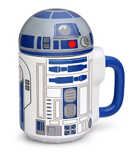 R2D2 Sculpted Ceramic Mug for sale  Delivered anywhere in USA
