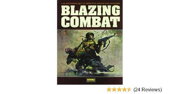 Blazing Combat (Spanish Edition): Archie Goodwin ...