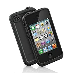 Lifeproof iPhone 4 / 4S Case - Black by Lifeproof