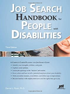 job search handbook for people with disabilities a complete career planning and job search guide