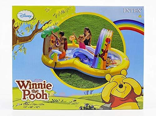 Piscina Carrusel hinchable Winnie the Pooh cm.282 x 173 x H107 ...