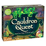 quest sticker - Peaceable Kingdom Cauldron Quest Award Winning Cooperative Potions and Spells Game for Kids