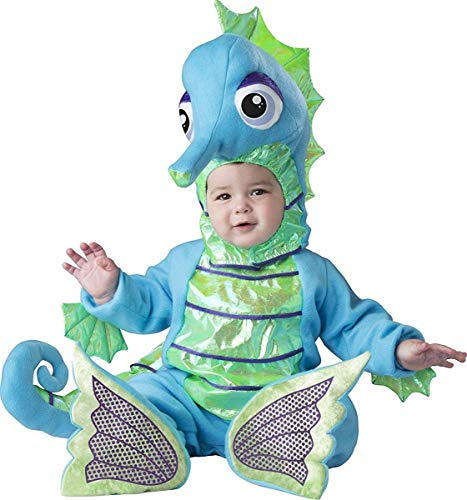 Fun World Baby Toddler Kids Silly Seahorse, Multi,