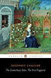 Image of The Canterbury Tales: The First Fragment (Penguin Classics)