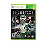 Injustice Gods Among Us for Xbox 360