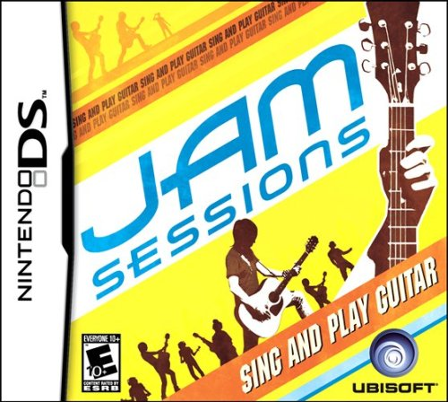 Jam Sessions - Nintendo DS (Comics Jam)
