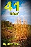 41 Things, Steve Tieri, 1499241453