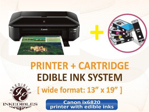 YummyInks ™ Brand: YummyInks ™ Brand: Canon iX6820 Bundled Printing System