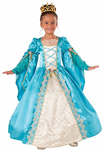 [Forum Designer Collection Princess Penelope Child Costume, Medium/8-10] (Childrens Medieval Costumes Renaissance)