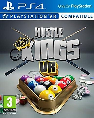 Sony Hustle Kings VR, PS VR Básico PlayStation 4 vídeo - Juego (PS VR, PlayStation 4, Deportes, Modo multijugador, E (para todos)): Amazon.es: Videojuegos