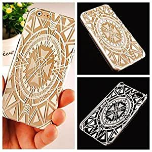 iPhone 6 compatible Special Design/Transparent/Novelty Back Cover