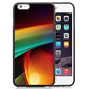 Fashion DIY Custom Designed iPhone 6 Plus 5.5 Inch Generation Phone Case For Bright Neon Light Shapes Phone Case Cover