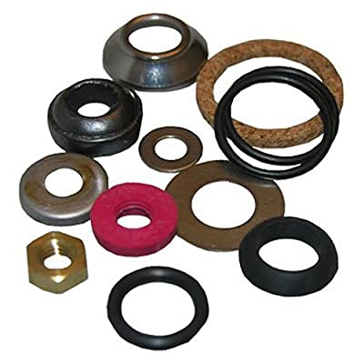 LASCO 0-1003 Stem Repair Kit for Chicago Faucet