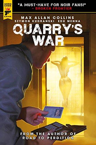 Quarry's War (Hard Case Crime)