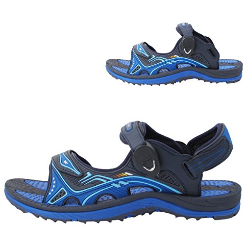 Blue Support Durable Slide GP7592 Lite Men with Sandals Arch Women 7 Adjustable Breathable Comfort 11 Men Upper 5 Size 8655 HwWqXgxdvq
