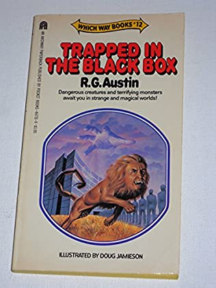 book cover of Trapped in the Black Box