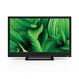 "Vizio D24HN-E1 24"" Edge-Lit LED TV"