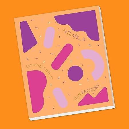 OFF THE RECORD fromis_9 Fun Factory - Juego de Mesa [Importado de Alemania] (álbum Individual) CD+84p fotobook+2Photocard+Drawing Clear Sticker+Folded Poster+Double Side Extra Photocards Set: Amazon.es: Hogar