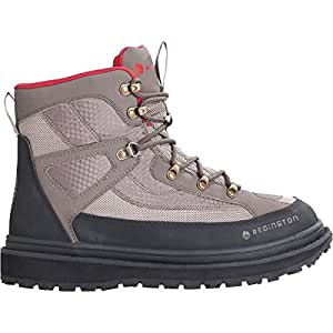 Redington Skagit River Sticky Rubber Boots, Bark, 8