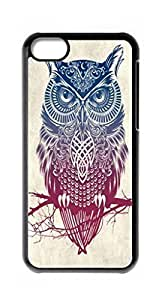 """Caitin Cartoon Lovely Owl Cell Phone Cases Cover for Iphone 6 Plus(5.5"""")"""