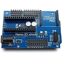 HiLetgo Nano I/O Shield Sensor Wireless Interface Breakout for Arduino NANO