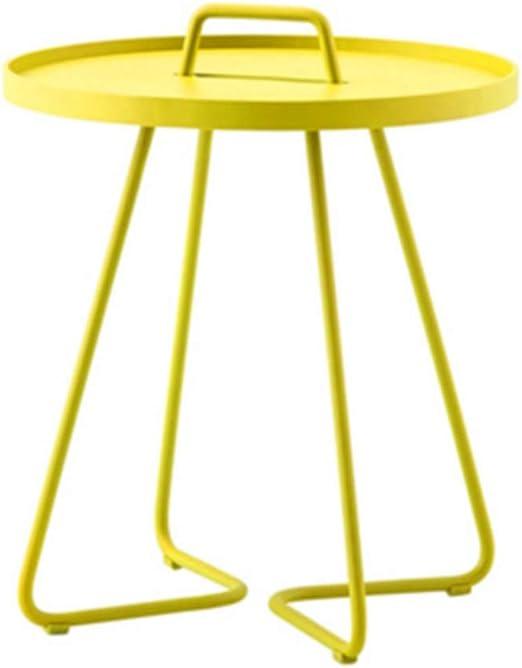 Folding table Nan Mesa de Centro con Mango - Mesa pequeña para Uso ...