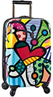 Heys America Britto Hearts Carnival-21'' Carry-On Spinner Luggage