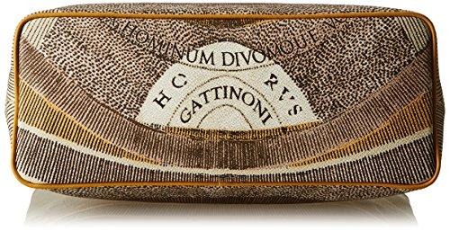 H Gattinoni cm Gacpu0000122 Deserto x Spalla Donna L Beige Borsa a x W 14x36x34 zzrwYqd