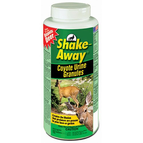 Shake Away 2851118 Deer Repellent Granules, 28-1/2-Ounce