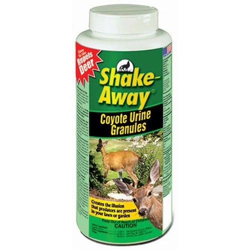 (Shake Away 2851118 Deer Repellent Granules, 28-1/2-Ounce)