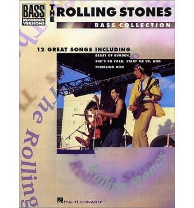 [(Rolling Stones: Bass Collection )] [Author: Hal Leonard Publishing Corporation] [Jan-2011]