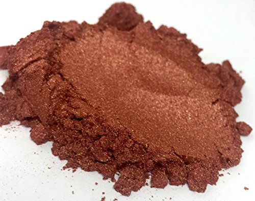 42g/1.5oz COPPER PENNY Mica Powder Pigment (Epoxy,Resin,Soap,Plastidip) Black Diamond Pigments by CCS - Copper Systems