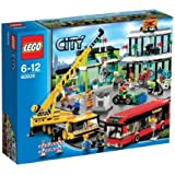 lego 60097 city jeu de construction le centre ville lego jeux et jouets. Black Bedroom Furniture Sets. Home Design Ideas