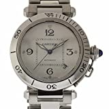 Cartier Pasha swiss-automatic womens Watch W31059H3 (Certified Pre-owned)