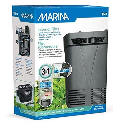 Marina i160 Filtre submersible pour aquarium 160l R C Hagen Ltd A306