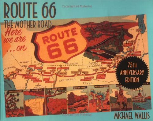 Route 66: The Mother Road: Amazon.es: Michael Wallis: Libros en idiomas extranjeros