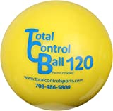 Total Control Sports Strength Builder Atomic Ball (Pack of 12), Yellow