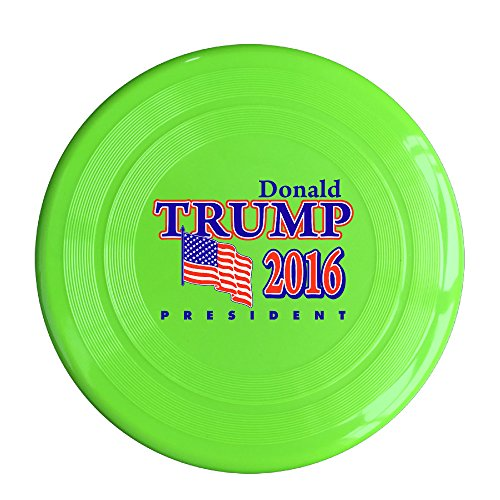 AOLM Presidential Election 2016 Outdoor Game Frisbee Ultra Star KellyGreen