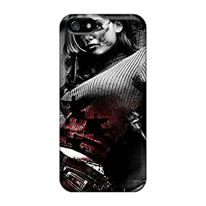 High Quality Shock Absorbing Case For Iphone 5/5s-gothic One