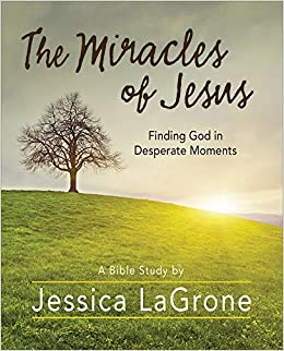 The miracles of jesus womens bible study participant workbook the miracles of jesus womens bible study participant workbook finding god in desperate moments jessica lagrone 9781501835452 amazon books fandeluxe Gallery