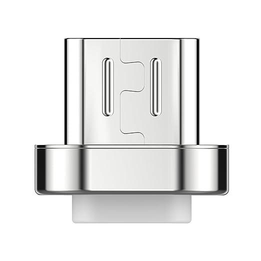89 opinioni per dodocool Connettore Micro USB Magnetico Staccabile Metallo per Cavo di