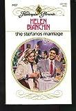 Stefanos Marriage (Harlequin Presents)