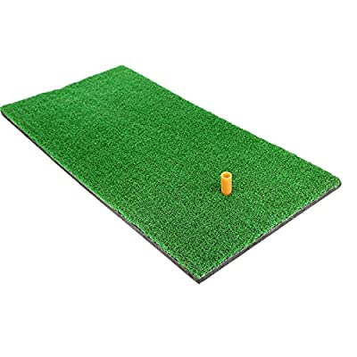 1Pcs 3060Cm Backyard Golf Mat Residential Training Hitting Pad Practice Drive Range