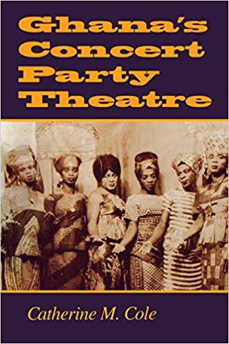 Download online Ghana's Concert Party Theatre: PDF