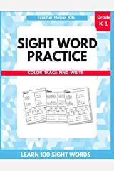 Sight Word Practice Paperback