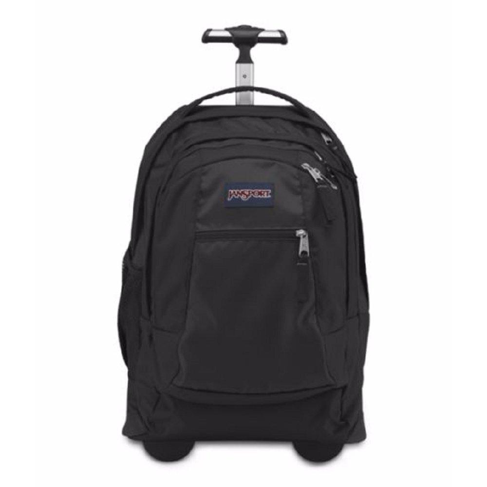 JanSport ドライバー 8 ローリングバックパック カラー ブラック/ブラック B07695MZNN