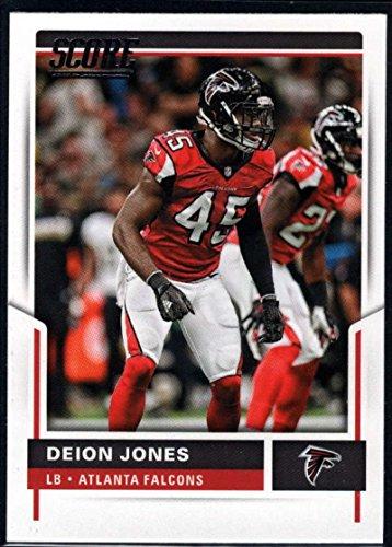 the best attitude 32b7f 71afc Amazon.com: Football NFL 2017 Score #53 Deion Jones Falcons ...